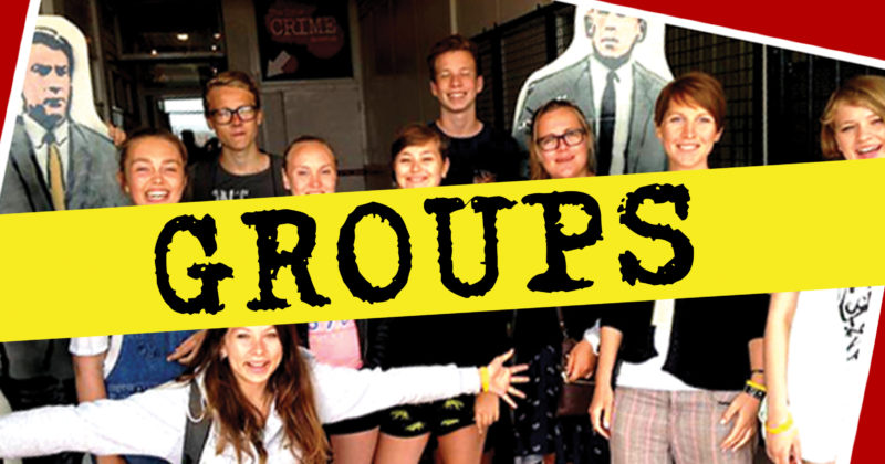Groups, Groups, Groups!